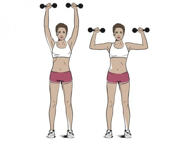 Exercises To Build Biceps And Triceps At Home