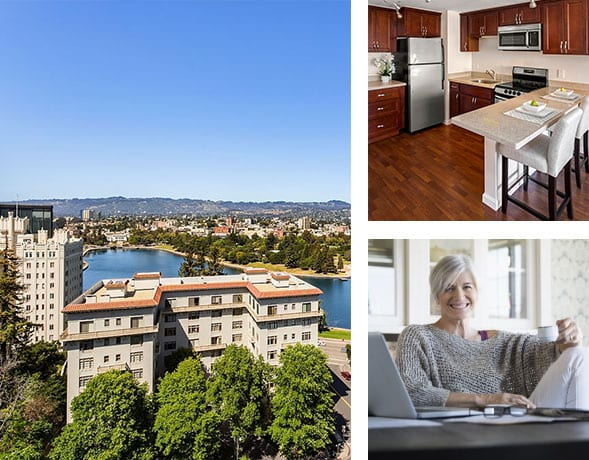 Lake Park: Oakland California Retirement Community